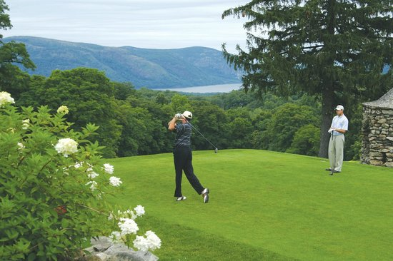 The Garrison - Golf, Restaurant, Events & Inn : THE GARRISON GOLF CLUB