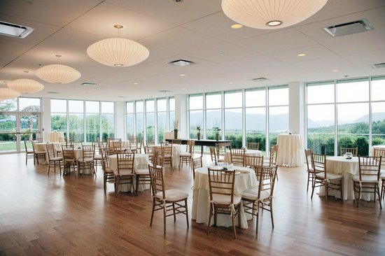 The Garrison - Golf, Restaurant, Events & Inn: THE HUDSON ROOM