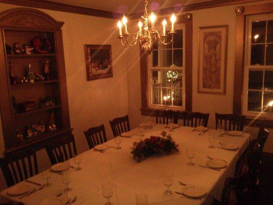 Silvio's Villa : private party room