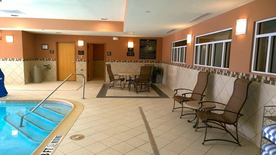 Homewood Suites by Hilton Irving - DFW Airport : Pool area