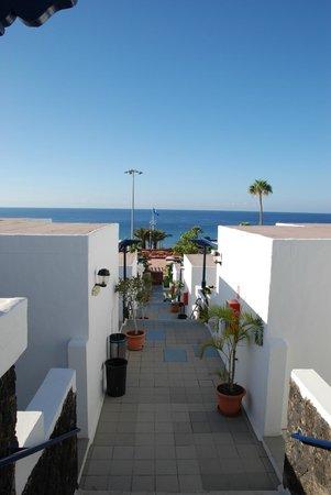 Apartamentos Playa mar: Residence