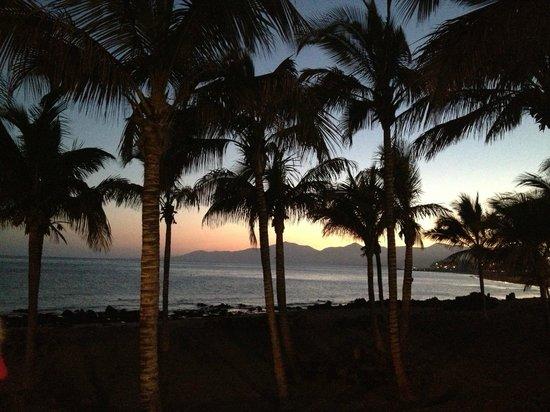 Apartamentos Playa mar: tramonto
