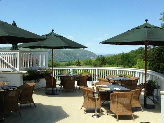 The Garrison - Golf, Restaurant, Events & Inn: TERRACE GRILL
