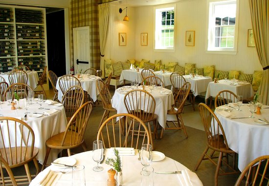 The Garrison - Golf, Restaurant, Events & Inn: VALLEY RESTAURANT