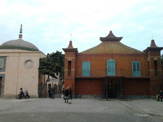 Museo Etnografico Siciliano Giuseppe Pitre