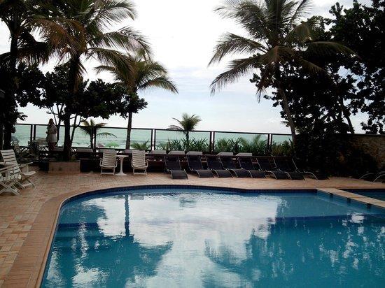 Hotel Pousada Ancoradouro: Vista para praia