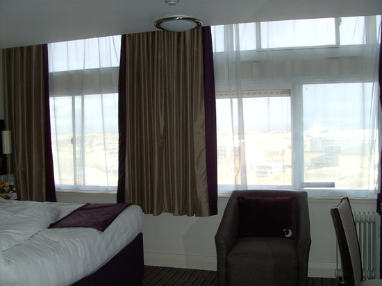 Premier Inn Manchester City Centre (Arena/Printworks) Hotel: My room