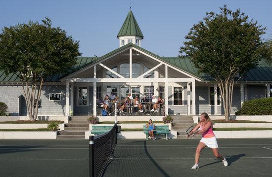 Sandestin, فلوريدا: Tennis Facility