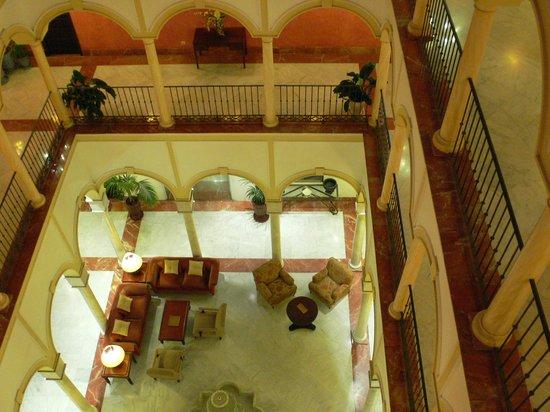 Vincci La Rabida Hotel : Accesso stanze
