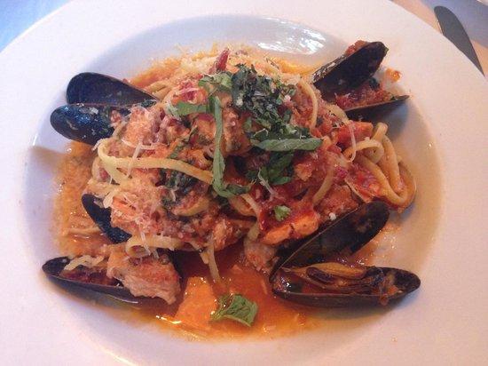 Ristorante Allegria : Seafood Linginue