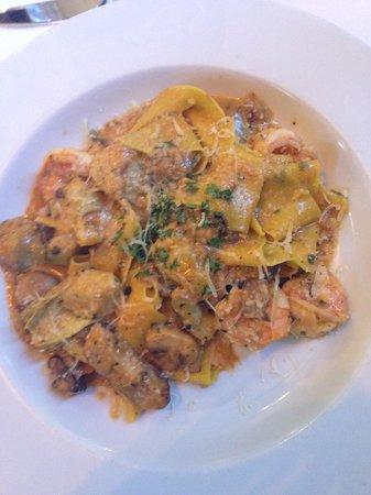 Ristorante Allegria : Shrimp pasta