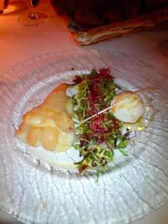 Restaurant L'Impossible: Very good foods