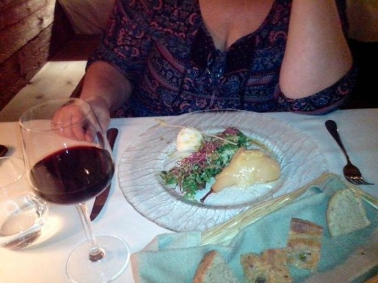 Restaurant L'Impossible : Nice starter