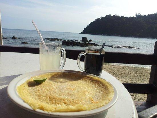 Coral View Island Resort: Colazione Malese