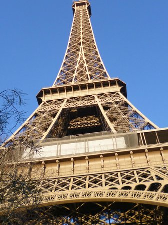 One Of The Best Sights In Paris Picture Of Eiffel Tower Paris TripAdvisor