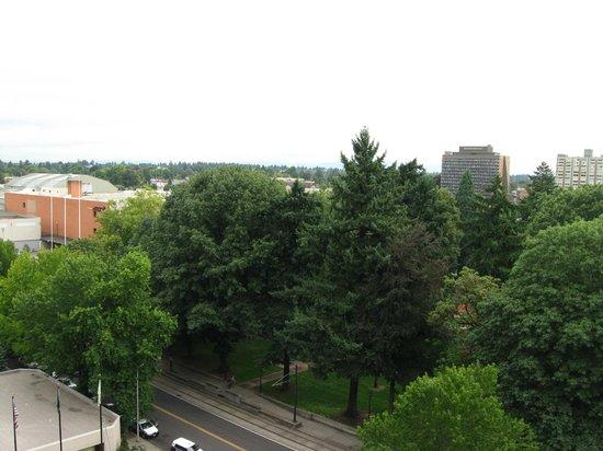 DoubleTree by Hilton Hotel Portland : portland views
