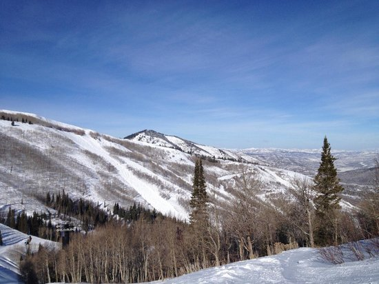 Park City Mountain Resort: Top of the mountain 1