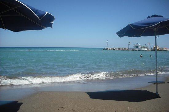 Evita Studios: Faliraki beach