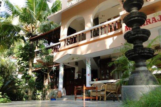 Maharaju Palace: Paleisje