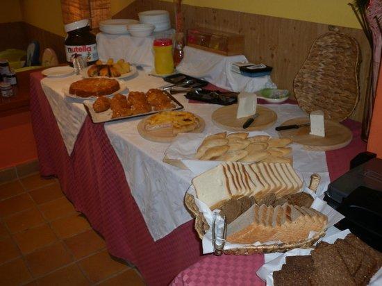 La Casita Hotel: prima colazione 1