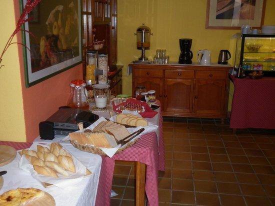 La Casita Hotel: prima colazione 2