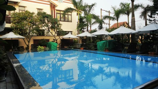 Huy Hoang Garden Hotel: The pool