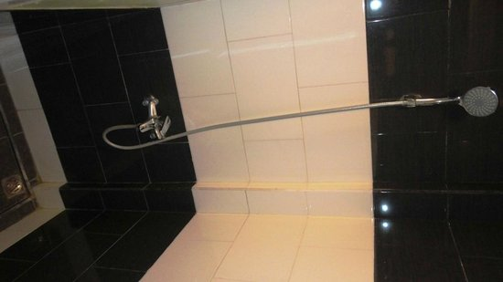 Huy Hoang Garden Hotel: The shower