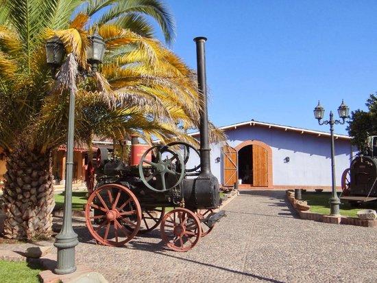 Colchagua Museum: Parte externa do museu.