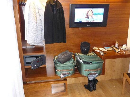Turin Hotel : Quarto/Room 509