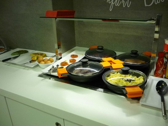 Turin Hotel: café da manhã