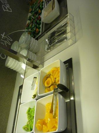Turin Hotel : café da manhã