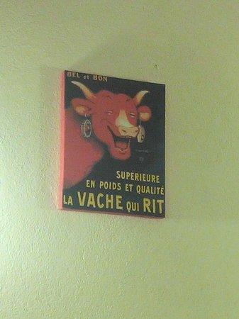 Le Boucher: Vache qui rit
