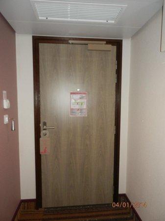 Hotel Lyon-ouest: ingresso