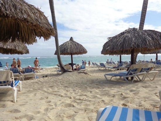 Luxury Bahia Principe Ambar Blue: BEACH