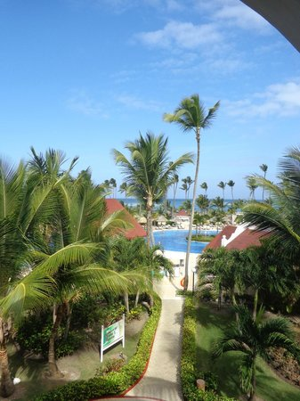 Luxury Bahia Principe Ambar Blue Don Pablo Collection: VIEW FROM HALLWAY OUTSIDE ROOM