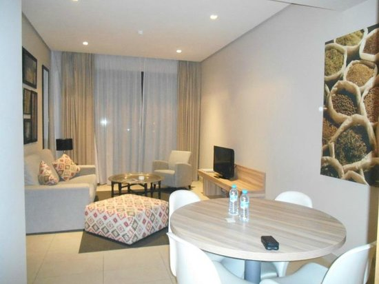 Pestana Casablanca : Suite sitting