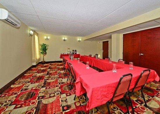 Comfort Inn & Suites East Hartford: Meeting Room