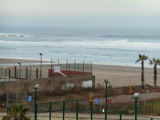 Pestana Casablanca: View from Room