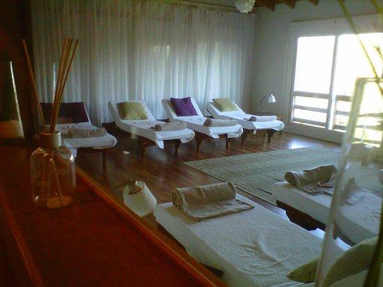Delta Eco Hotel: sala de relax