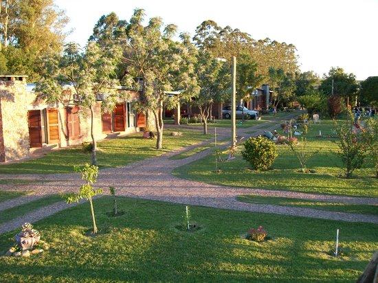 Lugarcito : parque , camineros, aire acondicionado...