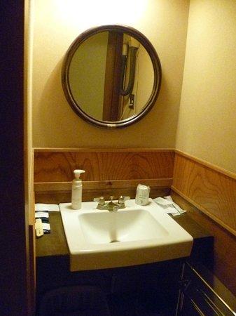 Hotel Edoya : Wash basin