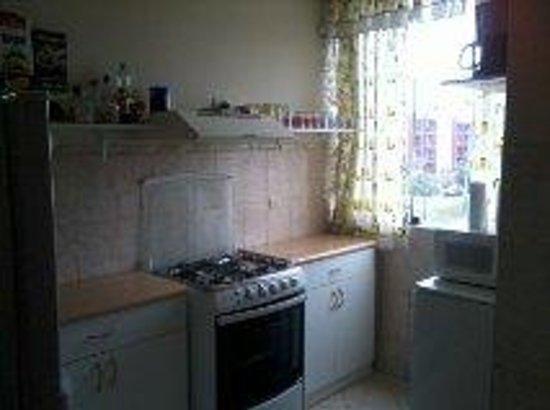 Lima Backpackers: Spotless kitchen