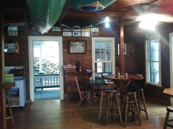 Munchies : El interior muy buenos detalles en madera