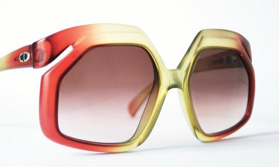 General Eyewear: 1970s arttist sunglasses, made in Austria