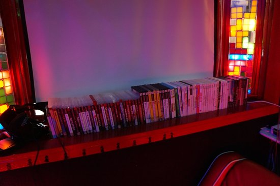 PC and Retro Bar Space Station: Space Station Bar, Osaka [6]