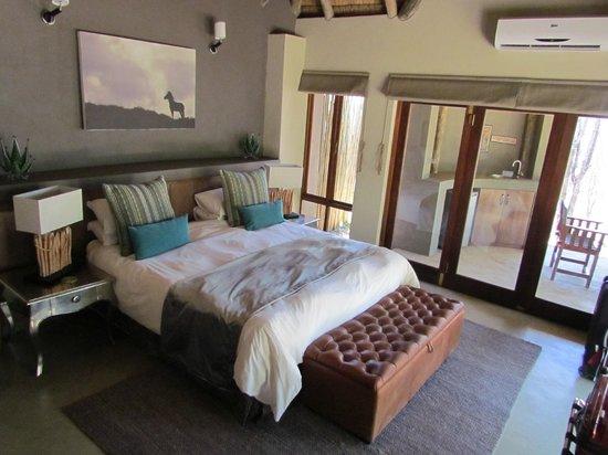 Tambuti Lodge: Zebra Room
