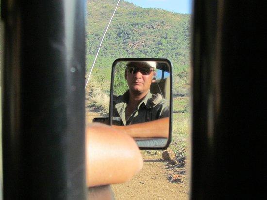 Tambuti Lodge: Safari