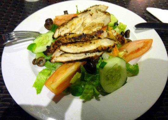 Celine Charters: Chicken Salad App