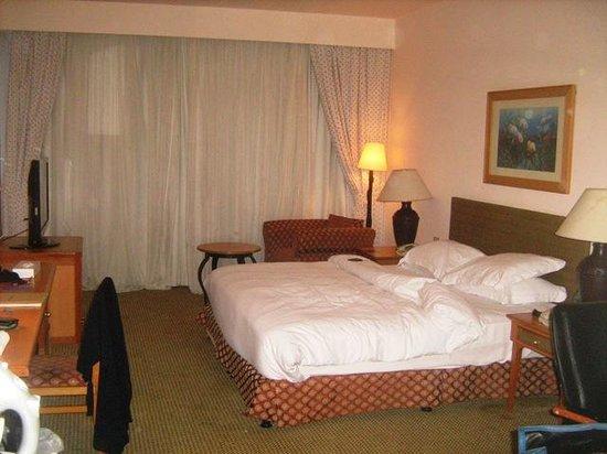 Hilton Alexandria Green Plaza : الغرفة
