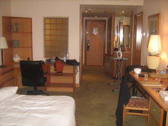 Hilton Alexandria Green Plaza: الغرفة واسعة